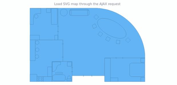 Seat Map | Seat Maps | Maps | AnyChart Documentation