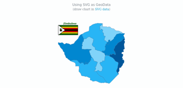 Using SVG as GeoData | Maps General Features | AnyChart